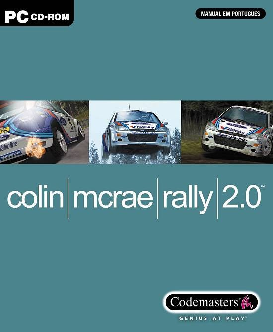 Game Pc Colin Mcrae Rally 2 - Cd-rom