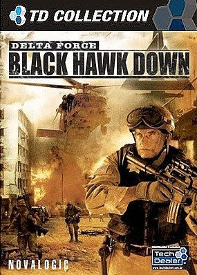 GAME PC DELTA FORCE BLACK HAWK DOWN