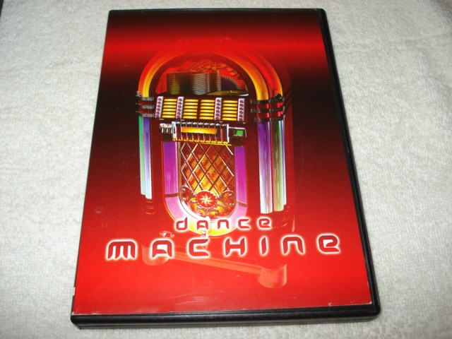 Dvd Dance Machine