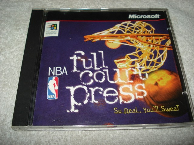 Game Pc Microsoft Nba Full Court Press