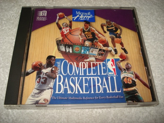 Game Pc Microsoft Nba Complete Basketball