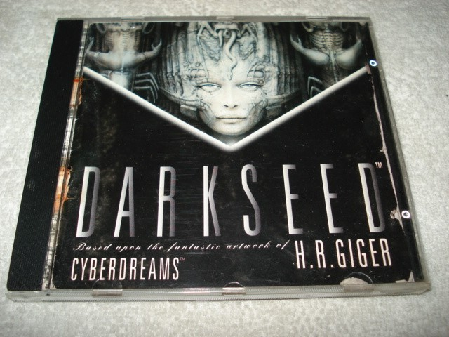 Game Pc Dark Seed Cyberdreams H.r.giger