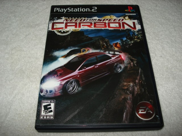Game Playstation 2 Ps2 Need For Speed Carbon