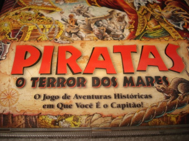 Game Pc Mac Piratas O Terror Dos Mares