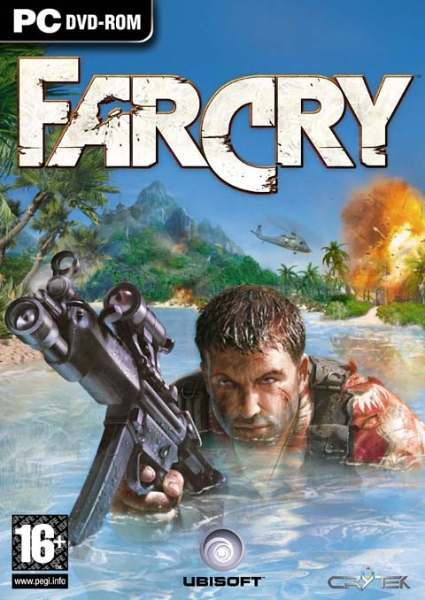 Game Pc Far Cry - Cd-rom Novo Lacrado