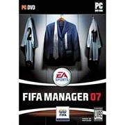 Game Para Pc Fifa Manager 2007 Pc-dvd Original Novo