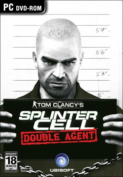 Game Pc Tom Clancys Splinter Cell: Double Agent Dvd De Luxe