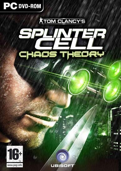 Game Pc Tom Clancys Splinter Cell: Chaos Theory Dvd De Luxe