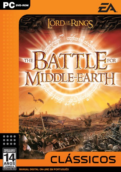 GAME PC LACRADO LORD OF THE RINGS BATTLE FOR MIDDLE EARTH