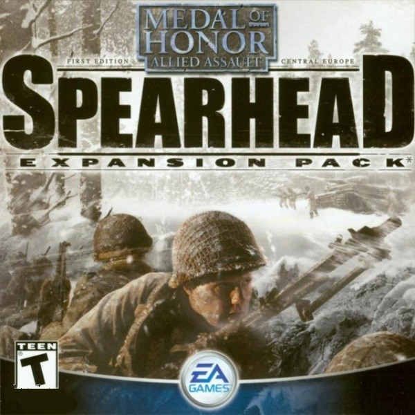 Game Pc Medal Of Honor Allied Assault Spearhead Cdrom De Luxe