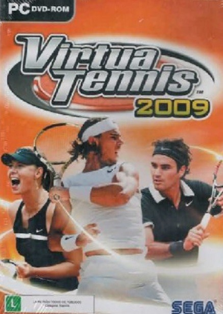 GAME PC VIRTUA TENNIS 2009 MANUAL EM PORTUGUES