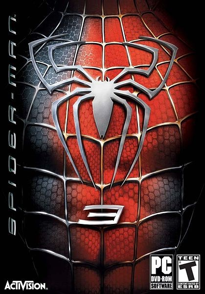 GAME PC SPIDER MAN 3