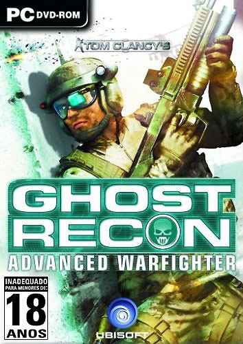 Game Pc Ghost Recon: Advanced War Fighter - Dvd-rom