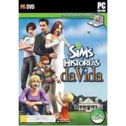 Game Pc The Sims Histórias Da Vida Original Novo Lacrado