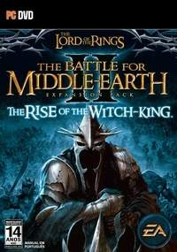 Game PC The Lord of the Rings - Battle For Middle Earth II
