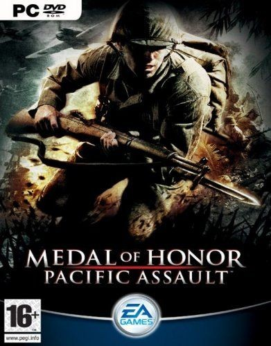 Game Pc Medal Of Honor Pacific Assault - Dvd-rom Lacrado