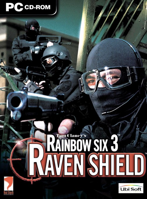 Game Pc Rainbow Six 3: Raven Shield - Cd-rom