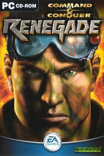 Game Pc Command & Conquer Renegade - Cd-rom