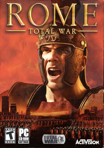 Game Pc Rome Total War - Cd-rom