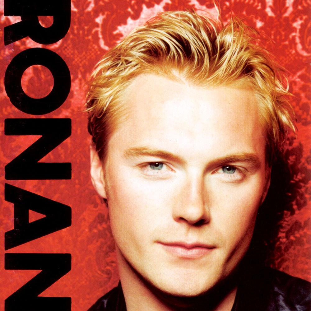 CD LACRADO RONAN KEATING 2000