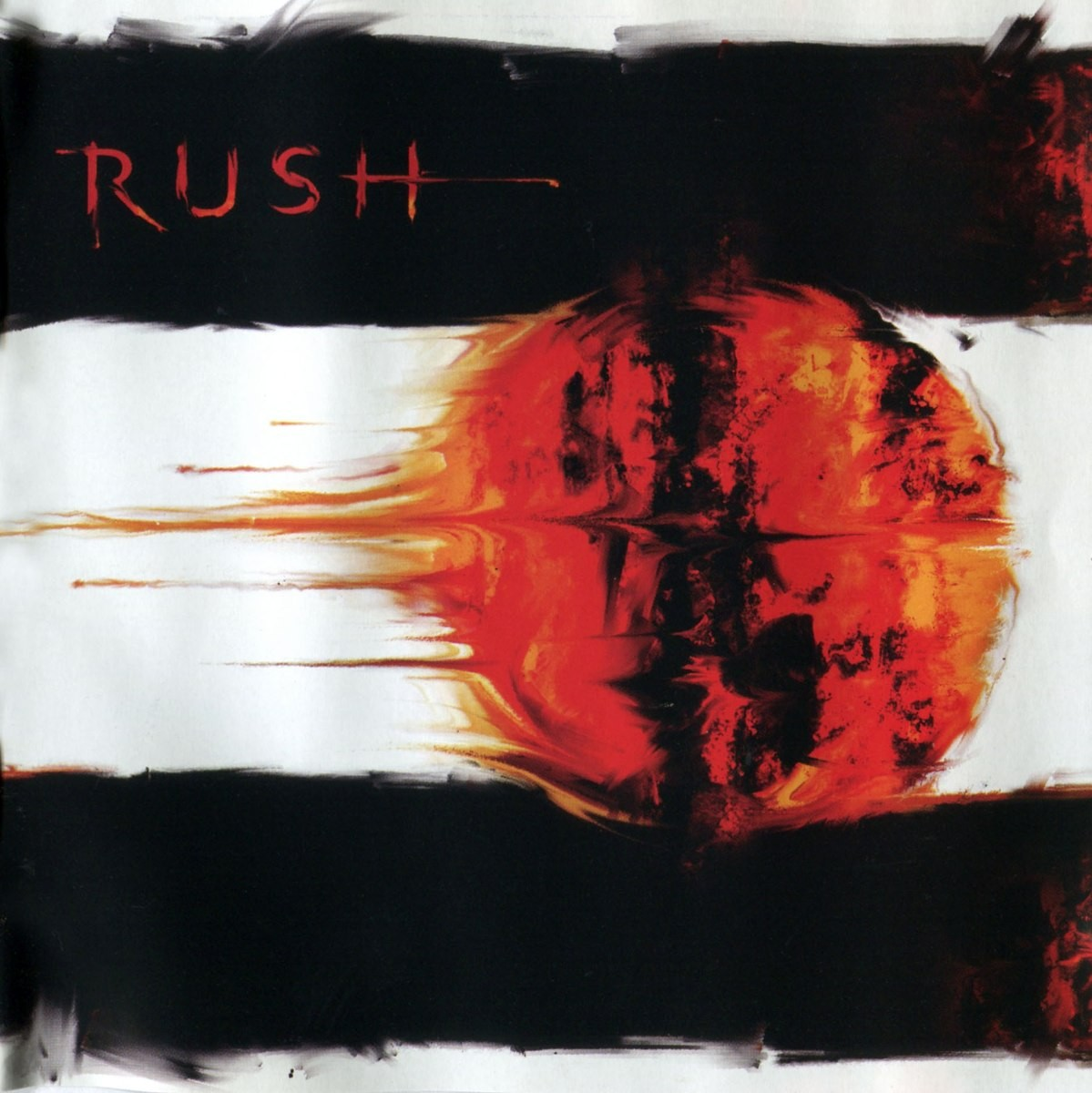 CD LACRADO RUSH VAPOR TRAILS 2002