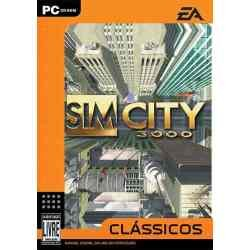 Game Pc Simcity 3000 Classics Cd-rom Novo Lacrado