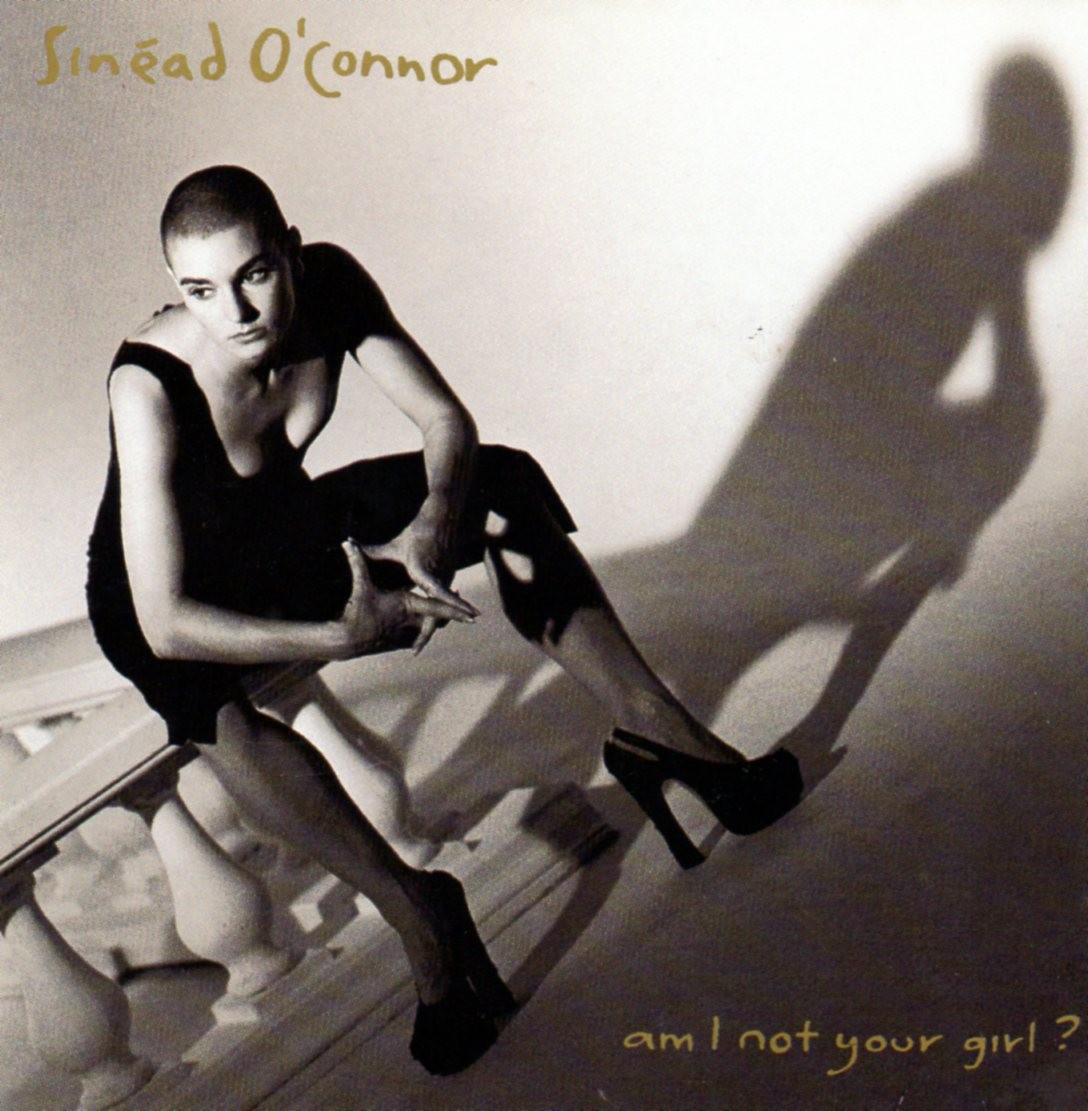 CD LACRADO SINEAD O'CONNOR AM I NOT YOUR GIRL 1994