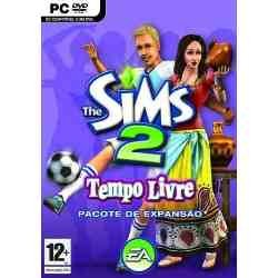 Game Pc The Sims 2 Tempo Livre Original Novo Lacrado