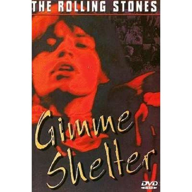 DVD LACRADO THE ROLLING STONES GIMME SHELTER EDICAO CONTINENTAL