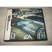 Game Nintendo Ds Nds Need For Speed Most Wanted