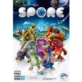 Game Pc Spore Sociedades Original Novo Lacrado