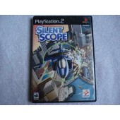 Game Playstation 2 Silent Scope Novo Original