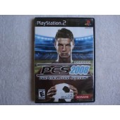 Game Playstation 2 Pro Evolution Soccer 2008 Novo Original
