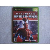 Game Xbox Ultimate Spider Man Original Novo