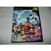 Game X Box Sega Soccer Slam