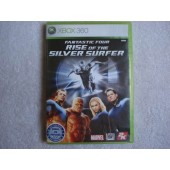 Game Xbox 360 Fantastic Four Rise Of The Silver Surfer Novo