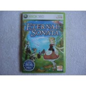 Game Xbox 360 Eternal Sonata Original Novo