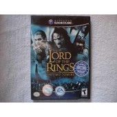 Game Nintendo Gamecube Wii The Lord Of The Rings Two Towers