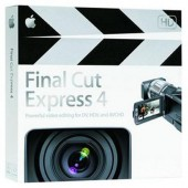 Final Cut Express 4.0 – Apple  Cód. MB278Z/A
