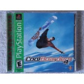 Game Playstation 1 Cool Boarders 4 Original