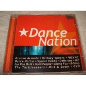 Cd Dance Nation Novo Original Lacrado