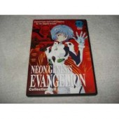 Dvd Neon Genesis Evangelion Collection 0:3 Novo Original