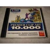 Cd Premier Clip Art 10.000 Original Lacrado