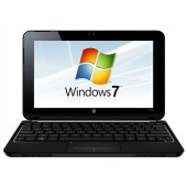 Netbook HP 210-1050BR Processador Intel® Atom™ N450 1,66 ghz Memória 2gb HD 320gb led 10,1 Webcam, Windows 7 e Bluetooth.