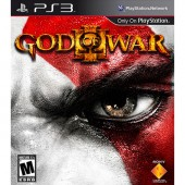GAME PLAYSTATION 3 PS3 GOD OF WAR 3