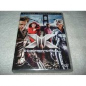 Dvd X-man O Confronto Final Apenas Disco 2 Novo Original