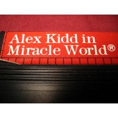 Cartucho Game Master System Alex Kid Miracle World