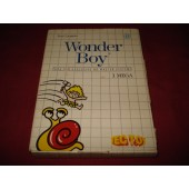 Cartucho Game Master System Wonder Boy