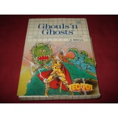 Cartucho Game Master System Ghouls N Ghosts