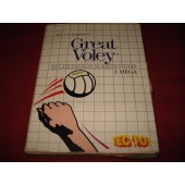 Cartucho Game Master System Great Voley
